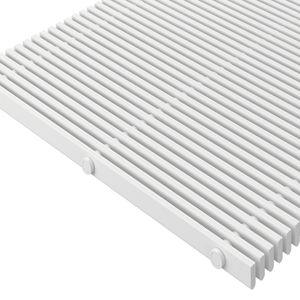 Kunststoff-Gitterrost / für Abflussrinnen-Gitterrost / für Duschen / rutschfest