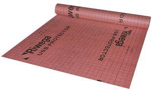 Abdichtungsbahn für Dächer / selbstklebend / Polypropylen