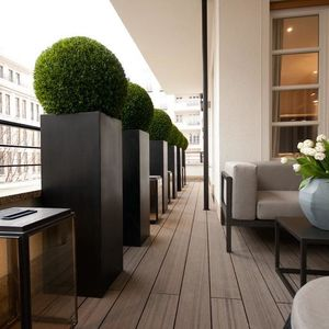 Terrassendielen / Verbundmaterial aus Holz