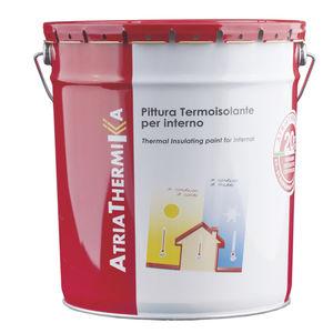 Endbearbeitungsfarbe / wärmereflektierende / für Wände / für den Innenbereich