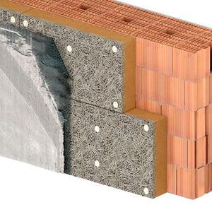 hochleistungsfähiger Wärmedämmungskomplex / Kern aus PE-Schaum / extrudierter Polystyrenkern / Isoliermaterial aus Spanplatte