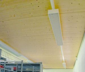 Holzbodenplatte / Brettschichtholz