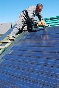Solar-Komplett-Set / Photovoltai