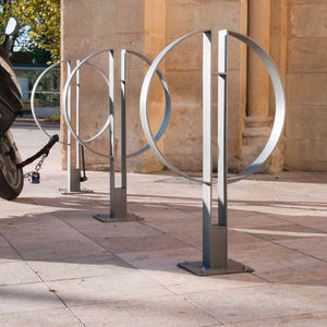 Stahl-Fahrradständer