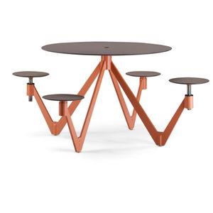 moderner Picknicktisch
