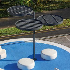 Sonnenblende für öffentliche Bereiche
