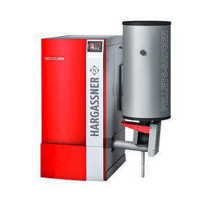 Pelletsheizkessel / Wohnbereich / Industrie / Hochdruck