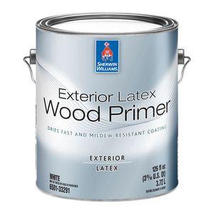 Grundierung für Metall / für Holz / Latex / Außen