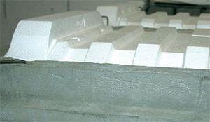 Kragplattenanschluss