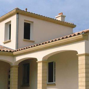 Gesims für Dächer