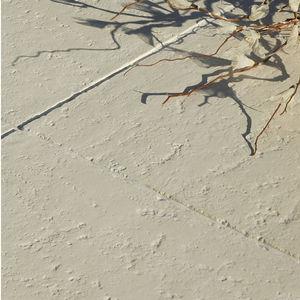 Kunststeinplattenbelag