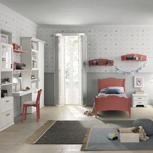 weißes Kinderzimmer
