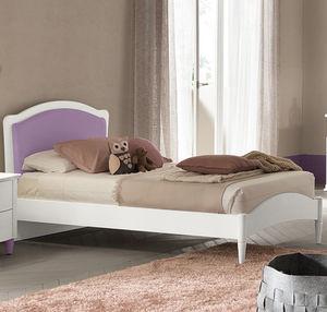Bett für anderthalb Personen