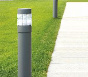 Garten-Leuchtpoller / modern / Aluminium / Aluminiumguss