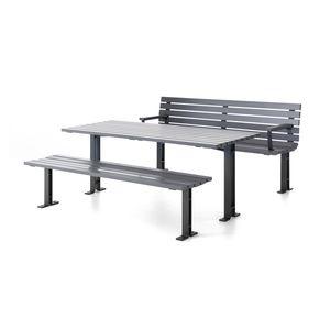 Tisch- und Stuhlkombination / originelles Design