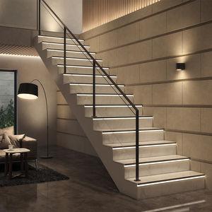 Treppenkante / anodisiertes Aluminium
