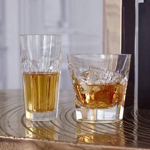Glas für Likör / Kristall / für Privatgebrauch / für Feinschmecker-Restaurant