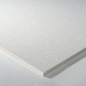 Abgehängte Decke / aus Mineralwolle