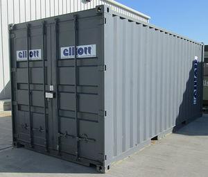 Containeranlage für gewerbliche Nutzung / für Lagerung