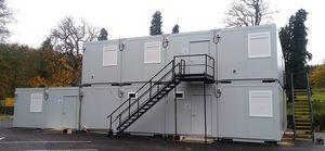 Containeranlage für gewerbliche Nutzung