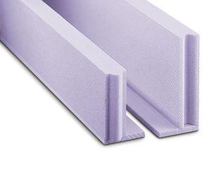 Polystyrolschalungsstein / für Böden / für Betondeckenplatte / dämmend