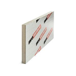 thermische Isolierung / Polyisocyanurat PIR / für Dachterrasse / steife Platten