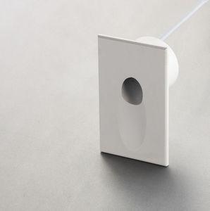 Leuchte für Deckeneinbau / für Wandeinbau / LED / rechteckig