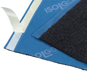Isolierung zur Schalldämmung / Gummi / SBR / für Böden