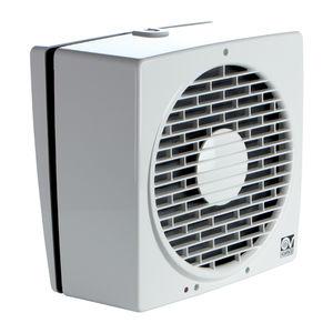 Ventilator für Abzug / axial / wandmontiert / Fenster