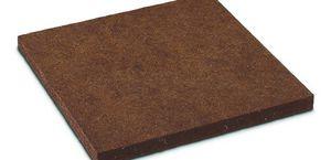 thermische Isolierung / aus Holzfaser / aus Bitumen / zur Wanddickenmessung