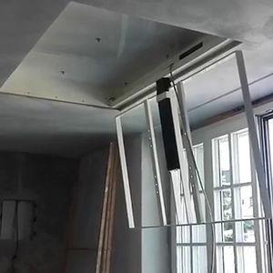 moderne TV Deckenhalterung