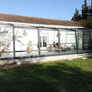 Aluminium-Gartenhaus