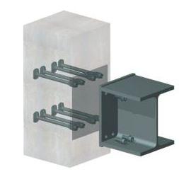 Stahl-Befestigungssystem