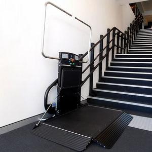 Plattform-Treppenlift / für Behinderte