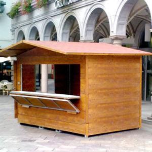Kiosk für gewerbliche Nutzung