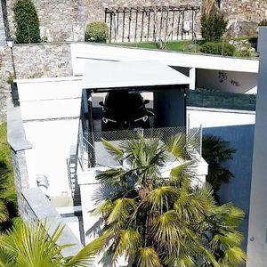 hydraulischer Aufzug / für Automobile