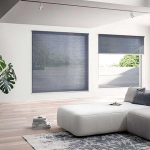 Aluminium-Rollos / Objektmöbel / mit Kettenauslösung / zur Wandbefestigung