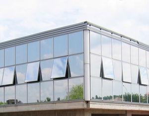 Dekorative Folie / für Fassaden
