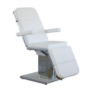 Medizinischer Sessel / Kunstleder / neigbar / Fußstütze / elektrisch