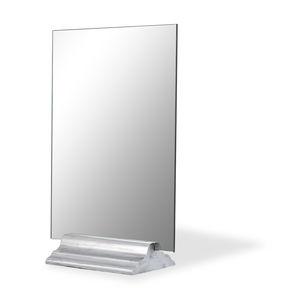 Stell--Spiegel / modern / rechteckig / für Schönheitssalon