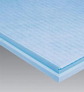 thermische Isolierung / aus XPS / für Unterbau / steife Platten