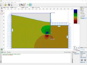 Software / Geotechnische Berechnung