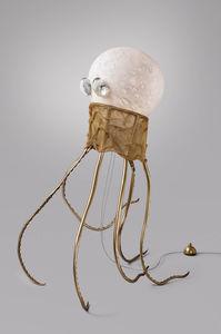 Messing-Skulptur