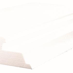 dämmender Deckenstein / aus expandiertem Polystyrol EPS / für Schalungen