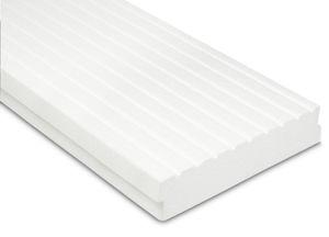 thermische Isolierung / aus Polystyrolschaum / für Wärmedämmverbundsysteme WDVS / steife Platten