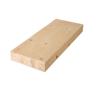 Massivholz-Bauplatte / für Türen / nach Maß