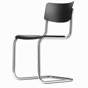 moderner Besucherstuhl / Polster / Stapel / mit Armlehnen