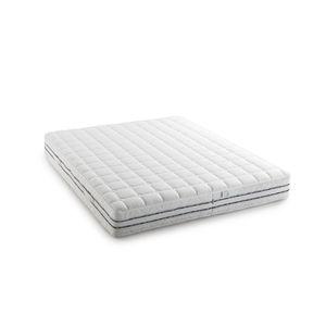 Doppelbett-Matratze / Memory-Taschen / atmungsaktiv / Orthopädie