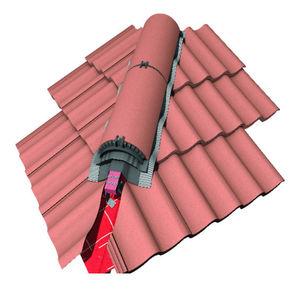 Aluminium-Dachsystem / Metallprofil / Objektmöbel