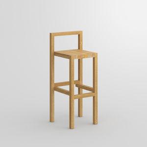 Barhocker / skandinavisches Design / aus Eiche / aus Buche / aus Esche